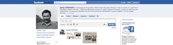 page facebook jacky chevaux